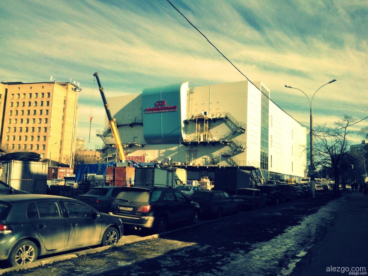 ТРЦ Москворечье