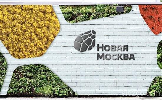 логотип новой москвы апостол