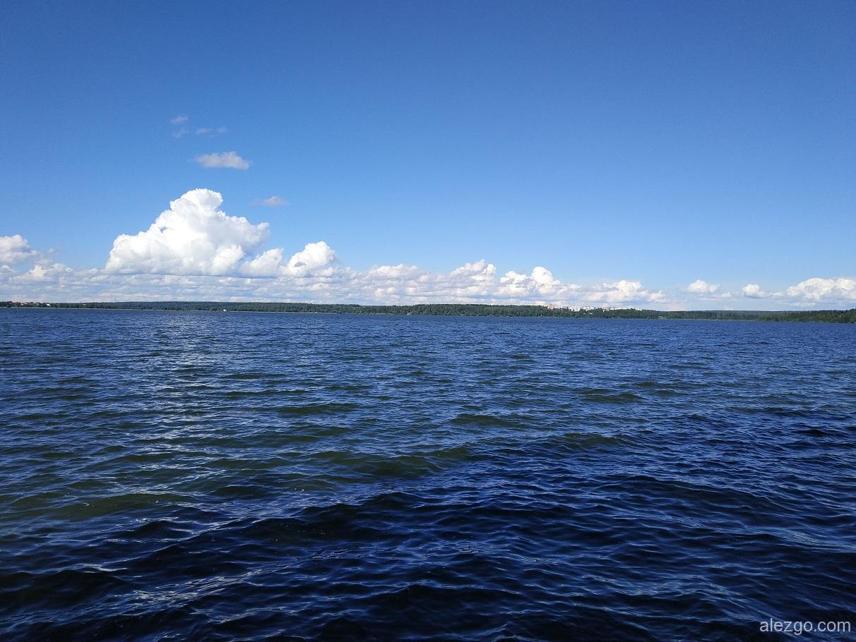 Солнечногорск, сенеж, озеро сенеж