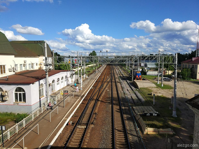 Солнечногорск вокзал