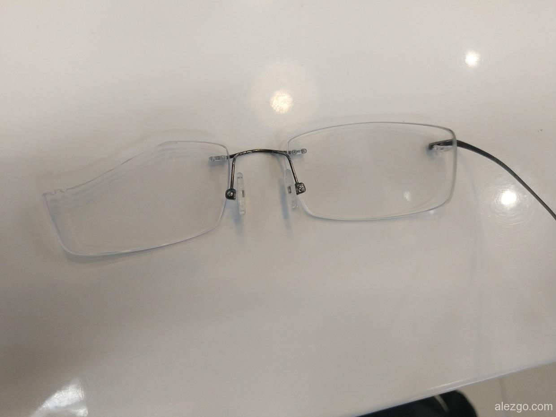 очки айкрафт, очки айкрафт сломались