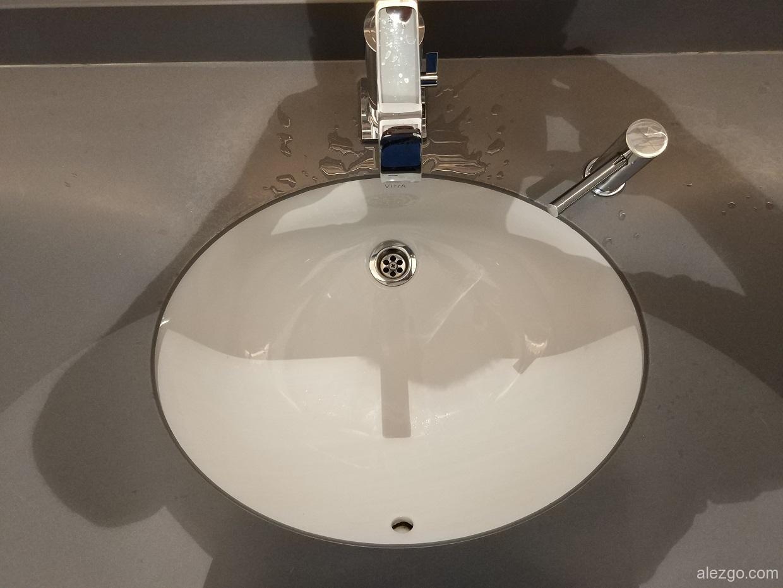 короткий кран, сантехника vitra