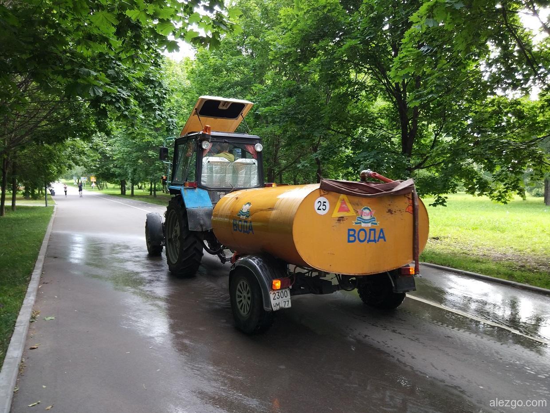 трактор белорус