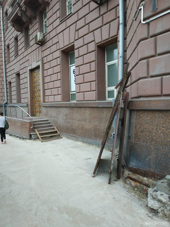 моя улица, благоустройство , замена входных дверей