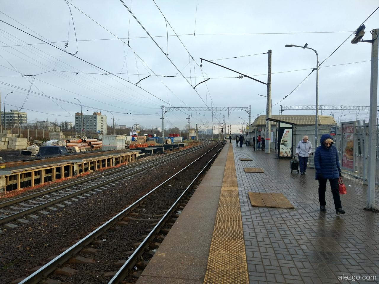 платформа царицыно