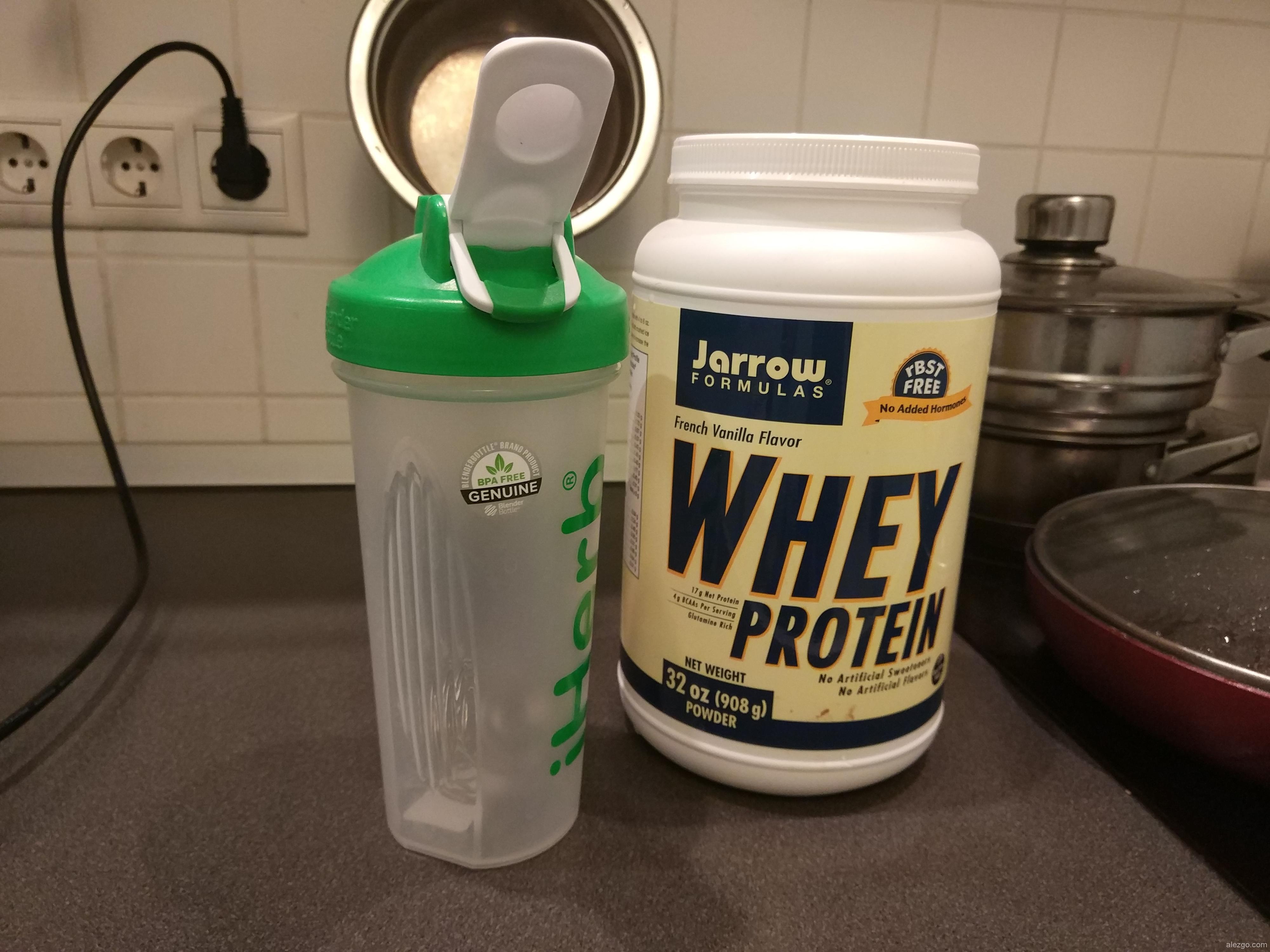 iherb протеин