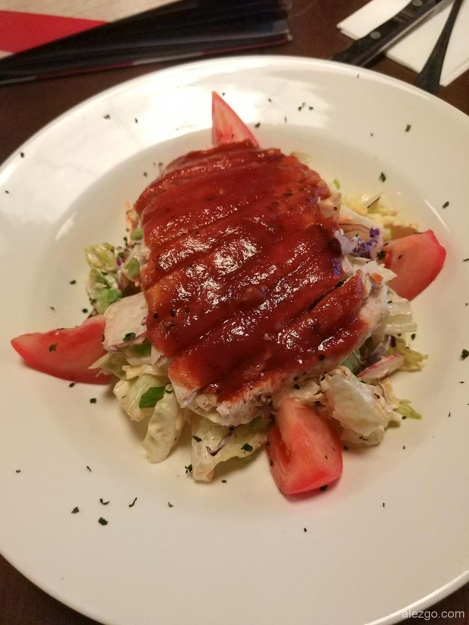 салат барбекю