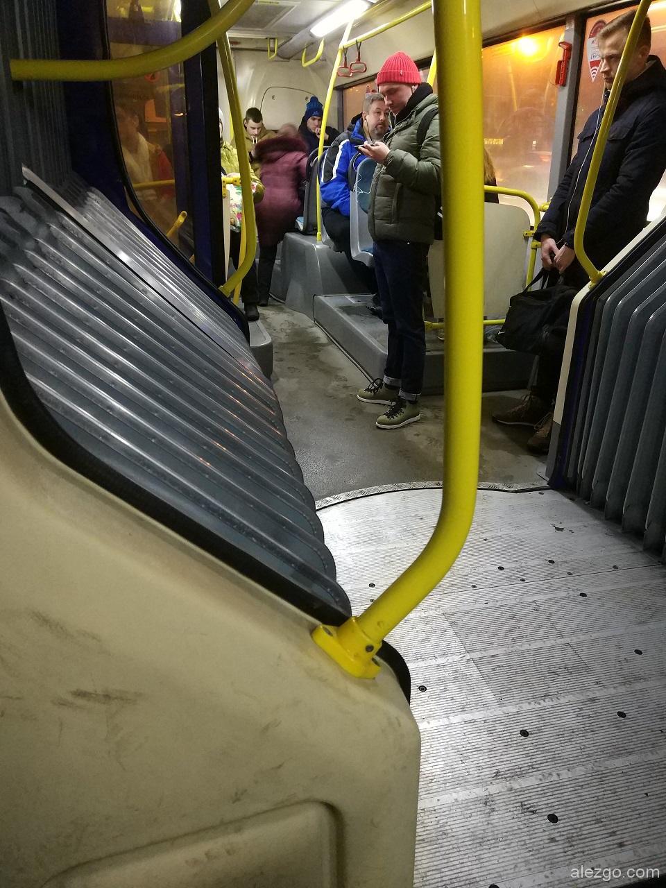 отмена турникетов в автобусах