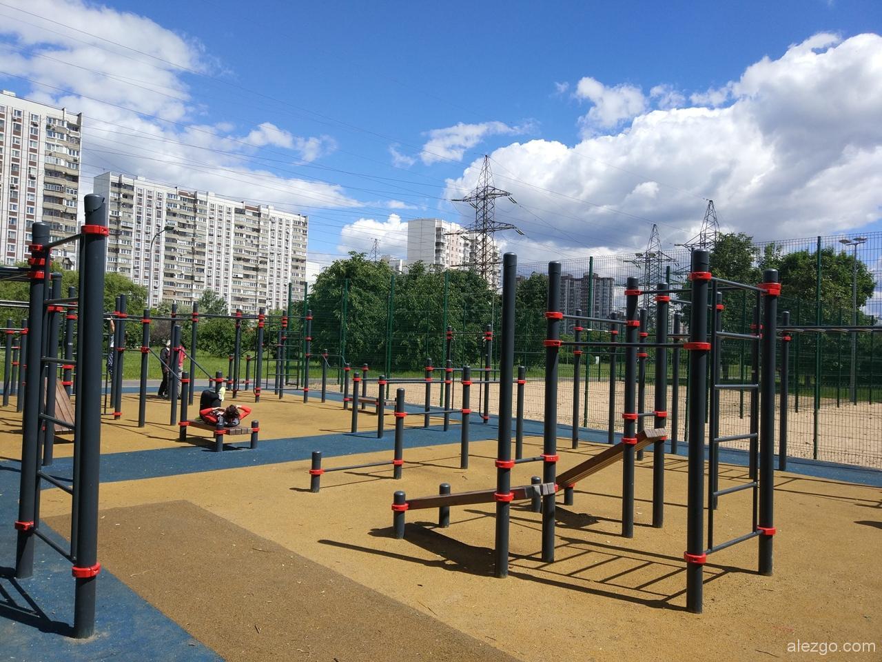 парк 850 летия москвы, парк 850 летия москвы после реконструкции, парк в марьино