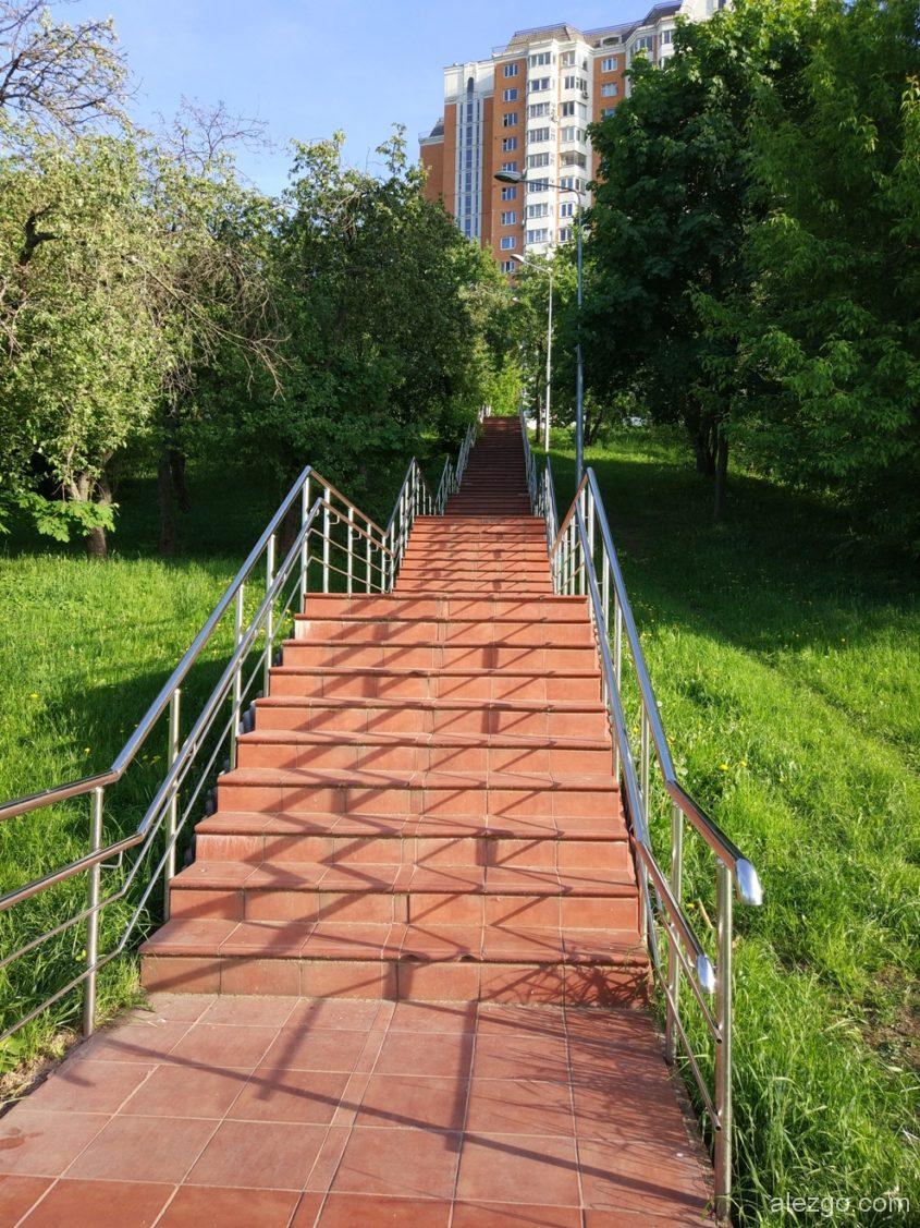 братеевский парк 2019, братеевский каскадный парк 2019